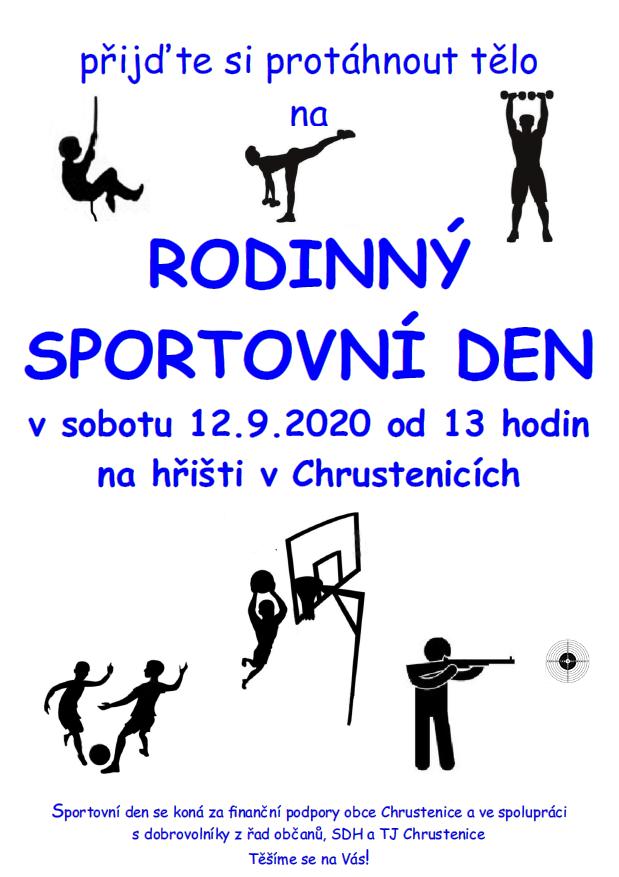 Sportovní den 2020